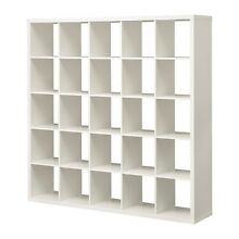 KILLAX WHITE BOOKCASE /SHELVING UNIT ALREADY BUILT Surry Hills Inner Sydney Preview