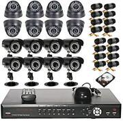 Internet Security Camera System
