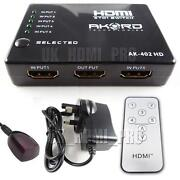 5 Port HDMI Splitter