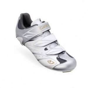 New Giro Sante Womens Road Shoes Size 7 / US 6.5 / EU 38 RRP $140 Concord West Canada Bay Area Preview