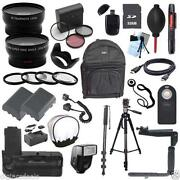 Canon Rebel XTi Accessories