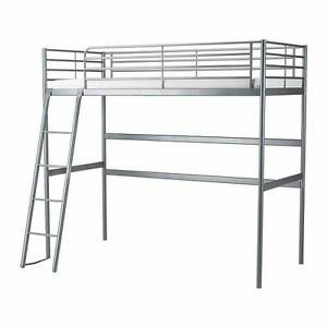 Loft Bunk Bed- SVARTA IKEA Carrum Kingston Area Preview