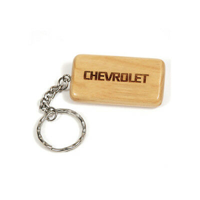 Free Personalized Engraved MAPLE WOOD KEY CHAIN RING Plus Free Shipping