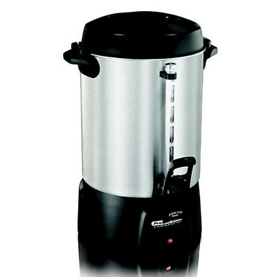 Central Restaurant 45060 Easy Dispense Commercial Coffee Urn - 60 Cup Capacity