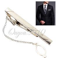 Fermacravatta Uomo Argento Clip Cravatta Tie Idea Regalo Per Amico Ragazzo Babbo -  - ebay.it