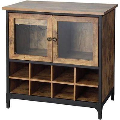 Домашние пабы Liquor Storage Cabinet Dry