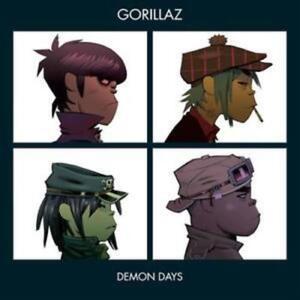 Gorillaz : Demon Days CD (2005)