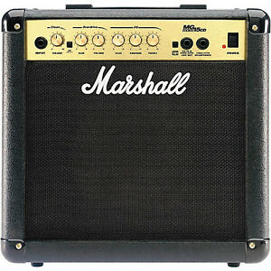 MARSHALL MG15CD 15 Watts Amplifier