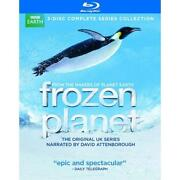 Frozen Planet Blu Ray