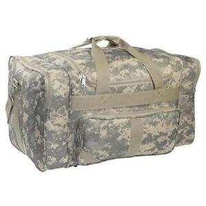 add0089e7df0 Digital Camo Duffle Bag