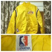 Vintage Lakers Jacket