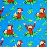 Curious George Fabric