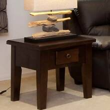 TASSIE OAK DINH LAMP TABLE Villawood Bankstown Area Preview