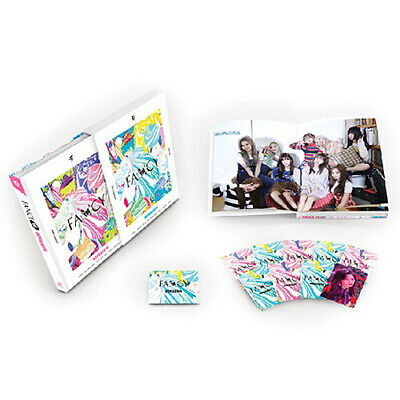TWICE [FANCY YOU] MONOGRAPH 150page Photo Book+9p Photo Card+GIFT K-POP SEALED