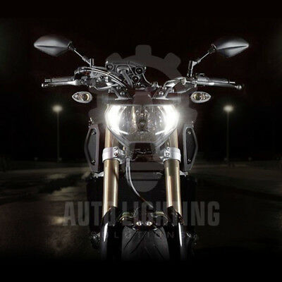 FOR <em>YAMAHA</em> FZ8 MT 07 MT 09 FAZER XENON WHITE LED SIDELIGHT BULBS SALE