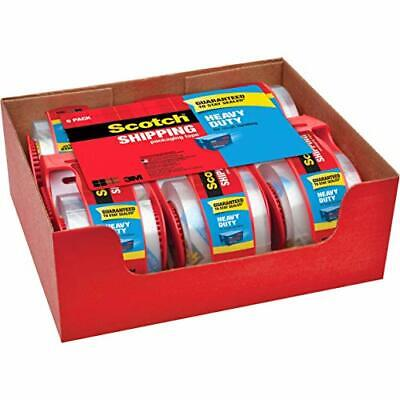 Scotch Heavy Duty Packaging Tape 1.88 X 22.2 Yd Designed For Packing Shippin...