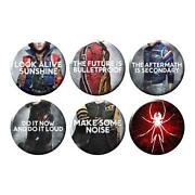 My Chemical Romance Badges