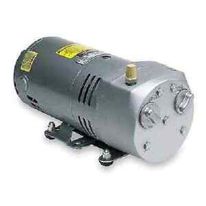 Gast rotary vane vacuum pump Brand New Kitchener / Waterloo Kitchener Area image 1