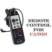Canon Zoom Control