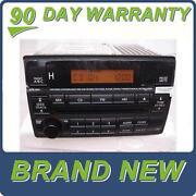 2006 Nissan Altima Radio