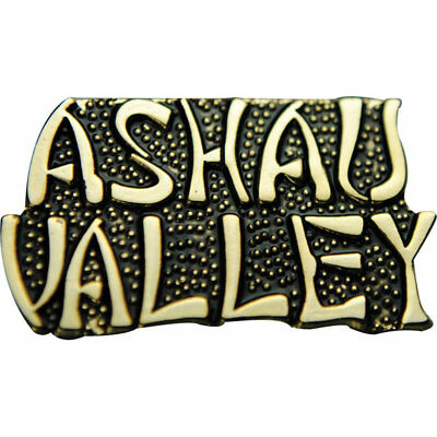 VIETNAM ASHAU VALLEY HAT LAPEL PIN