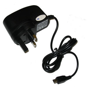 For Walkman NWZ- E383 NWZ- E384 E385 MP3 Player Replacement Mains Charger UK