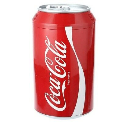 Beverage Cooler Fridge Coca Cola Soda Thermoelectric Counter Top Freestanding