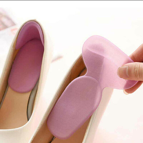 Soft Heel Cushions Inserts For Shoes Women Soft Insole Foot
