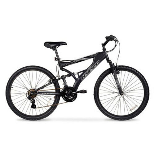 "HYPER HYP-T26-1020 26"" Havoc Men's Mountain Bike, Black 21 Speed New"