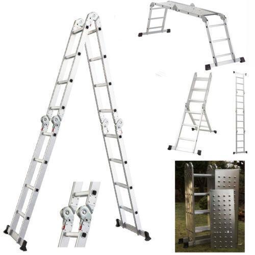 Multi Purpose Ladder Ebay