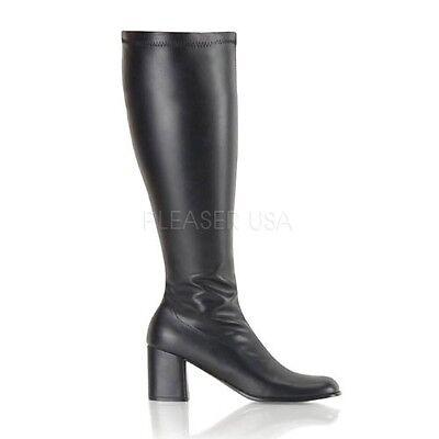 Wide Calf Go Go Boots (Sexy 3