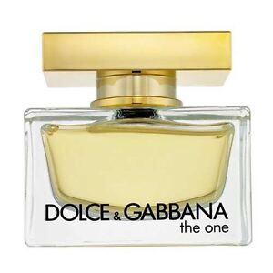 Dolce & Gabbana The One 75ml EDP Spray Brand New