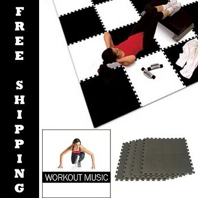 Buy wholesale fitness equipment - Exercise Equipment: Thick Yoga Mat / Cd / Workout Timer Mix � Never Been Used