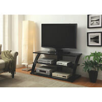 "Z-Line Designs Celestial TV Stand for TVs Up To 60"". New in Box"