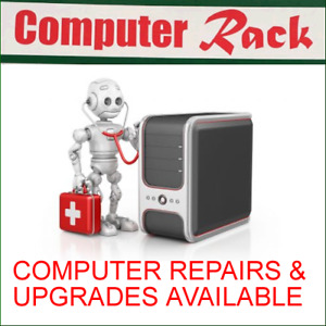 SAME/NEXT DAY SERVICE ON COMPUTER REPAIRS - COMPUTER RACK