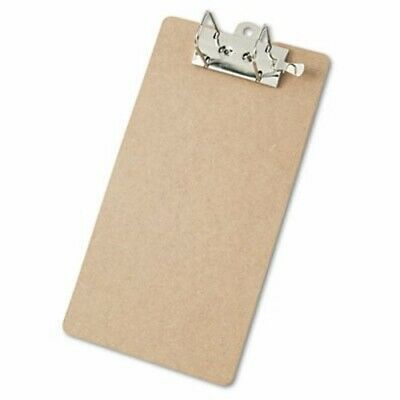 Saunders Arch Clipboard 2 Capacity Holds 8-12w X 14h Brown Sau05713
