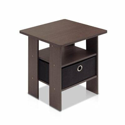 Small End Table Accent Side Sofa Stand Home Office Living Room Furniture New