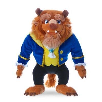 Disney Beauty And The Beast Beast Soft Toy Doll BNWT 43cm High