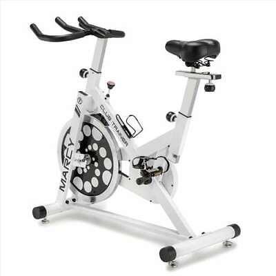 Marcy XJ-5801 Club Revolution Exercise Bike Trainer, White/B