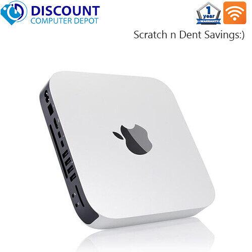 Apple Mac Mini A1347 (Late 2012) Core i5 4GB 500GB HD HDMI Bluetooth OS Mojave