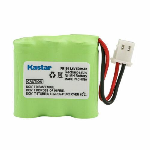 Kastar Ni-MH Battery Replace for Eton American Red Cross Microlink FR160 Radio