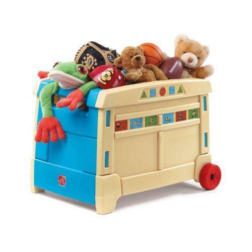 Toy Storage For Boys : Boys toy box ebay