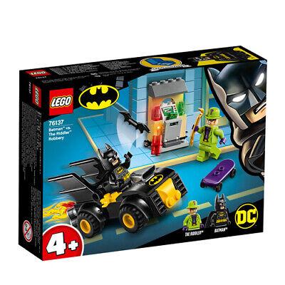 er Heroes 76137 Batman™ vs. der Raub des Riddler™ (Der Riddler Dc Comics)