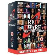 Red Dwarf Just The Shows