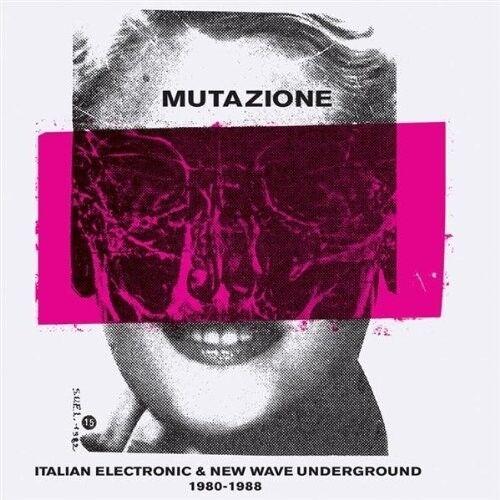 MUTAZIONE COMPILED BY WALLS 2 CD NEU