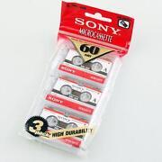 Mini Cassette Tapes