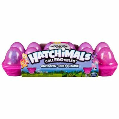 Hatchimals Colleggtibles 12 Pack Egg Carton       Free Fast Delivery