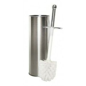 bathroom free standing stainless steel wc toilet brush. Black Bedroom Furniture Sets. Home Design Ideas