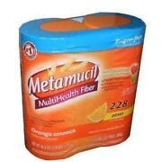 Metamucil Sugar Free
