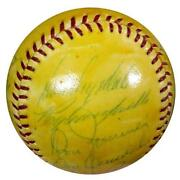 Roy Campanella Signed